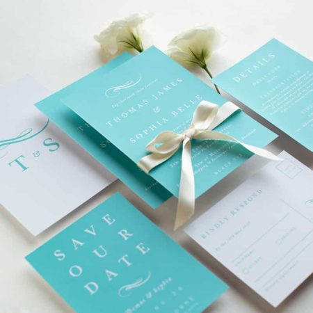 Fifth Avenue Wedding Invitations