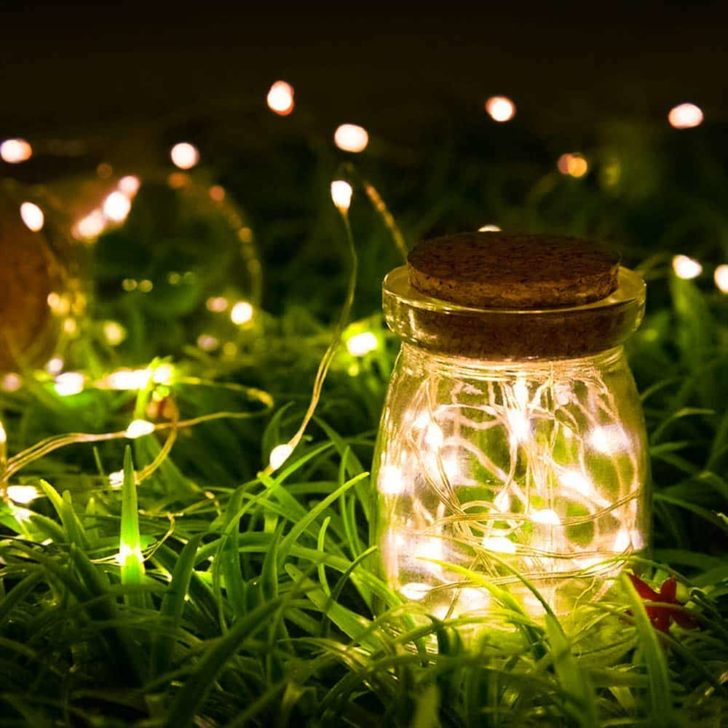 amazon wedding decor - fairy string lights
