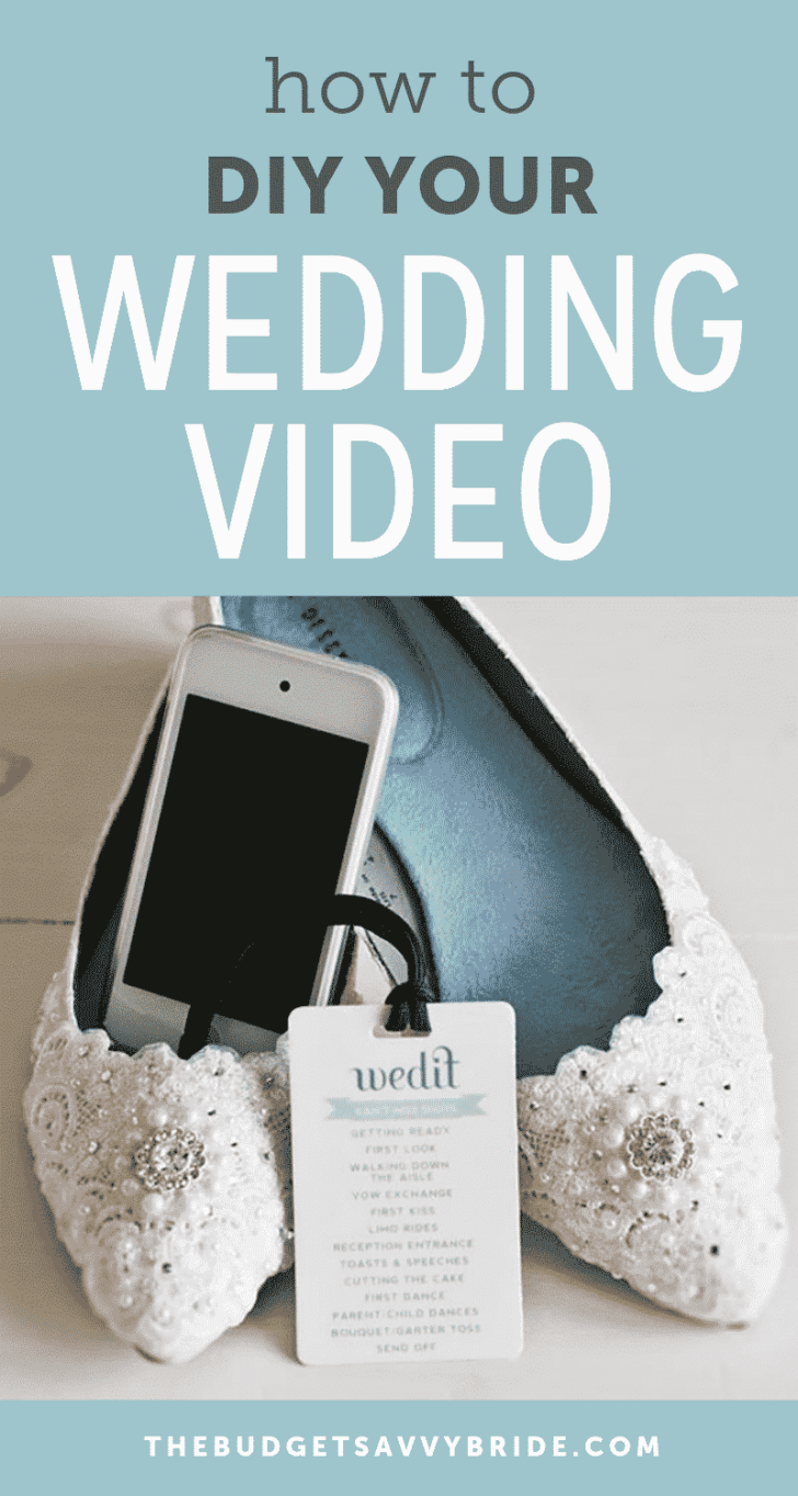 Wedit - DIY Wedding Video