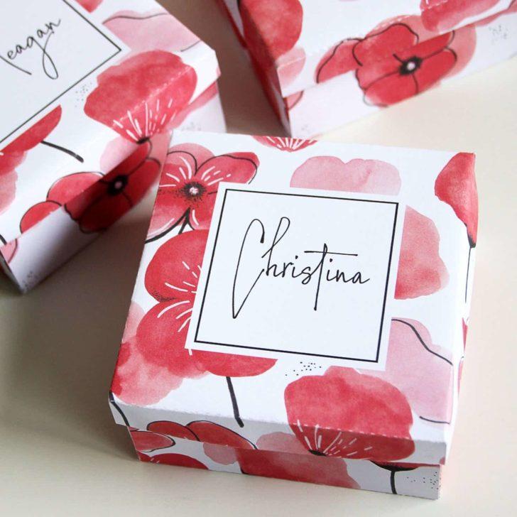 mycrayonsdesign printable favor boxes