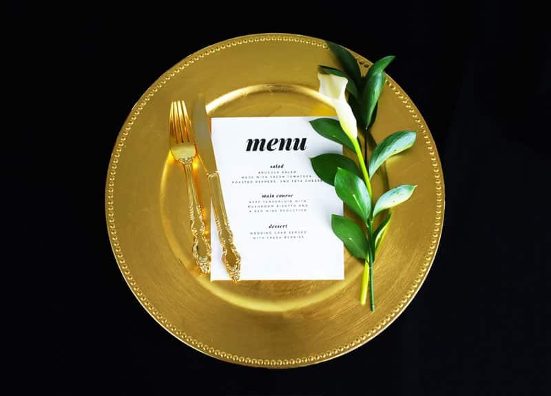 calla lily - modern sleek wedding inspiration blooms by the box