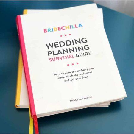 Bridechilla Wedding Planning Guides