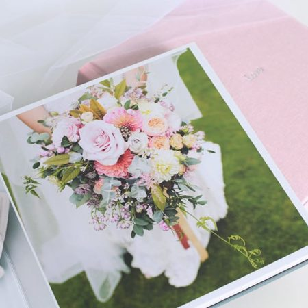 Make Your Own Wedding Album