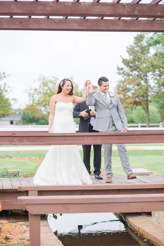 AirBnB Wedding in Texas