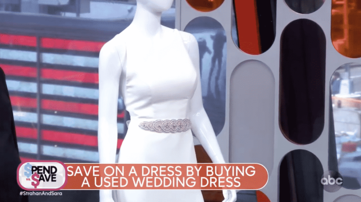 strahan-and-sara---gma---save-money-on-a-wedding-dress