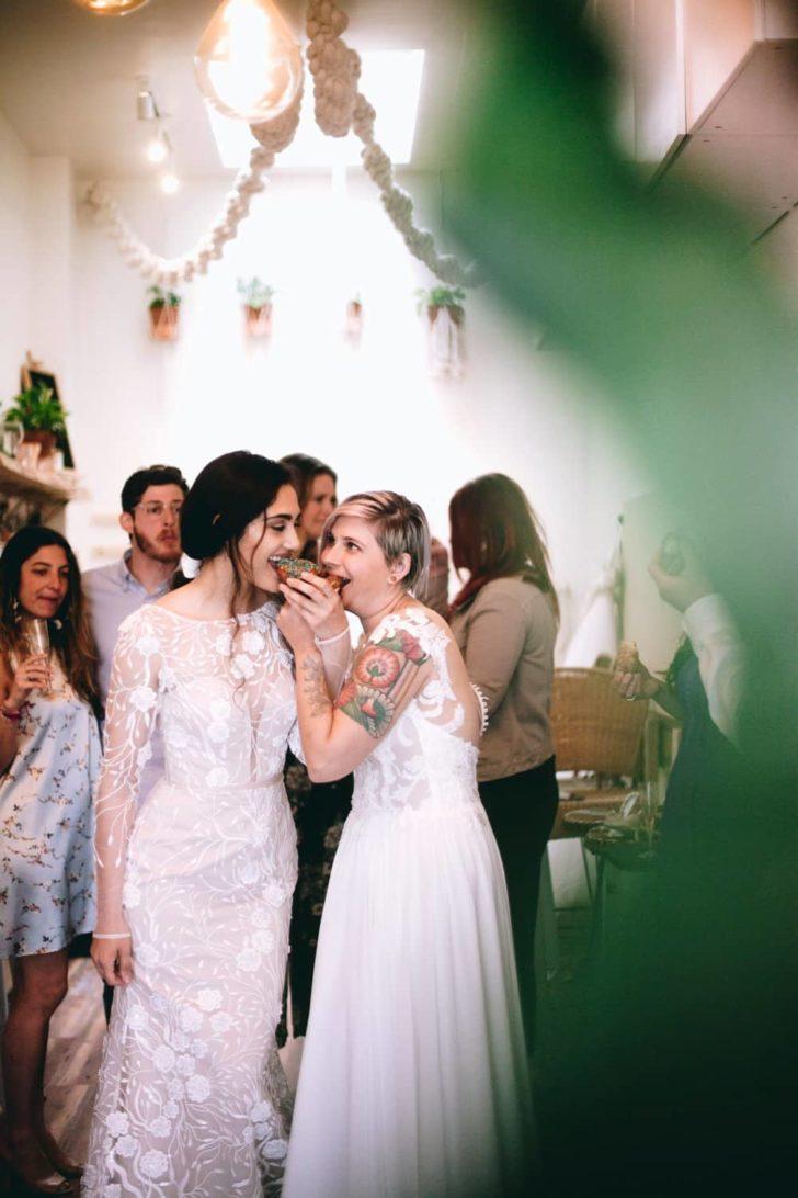 bride and bride