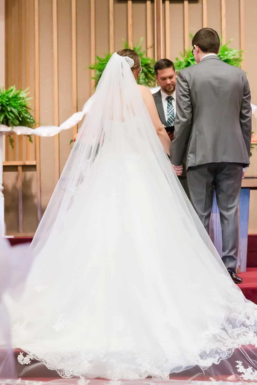 country church wedding