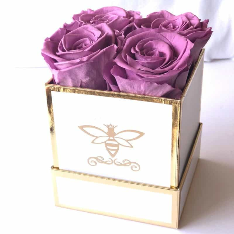 Fourth Wedding Anniversary Gift Ideas - Fruit and Flowers