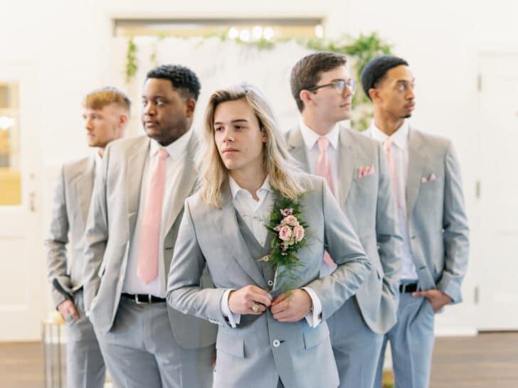 Sartoro Custom Wedding Suits