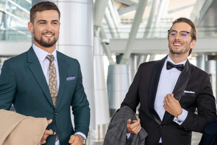 Custom wedding suits Sartoro