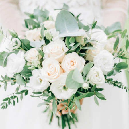 wedding flowers budget