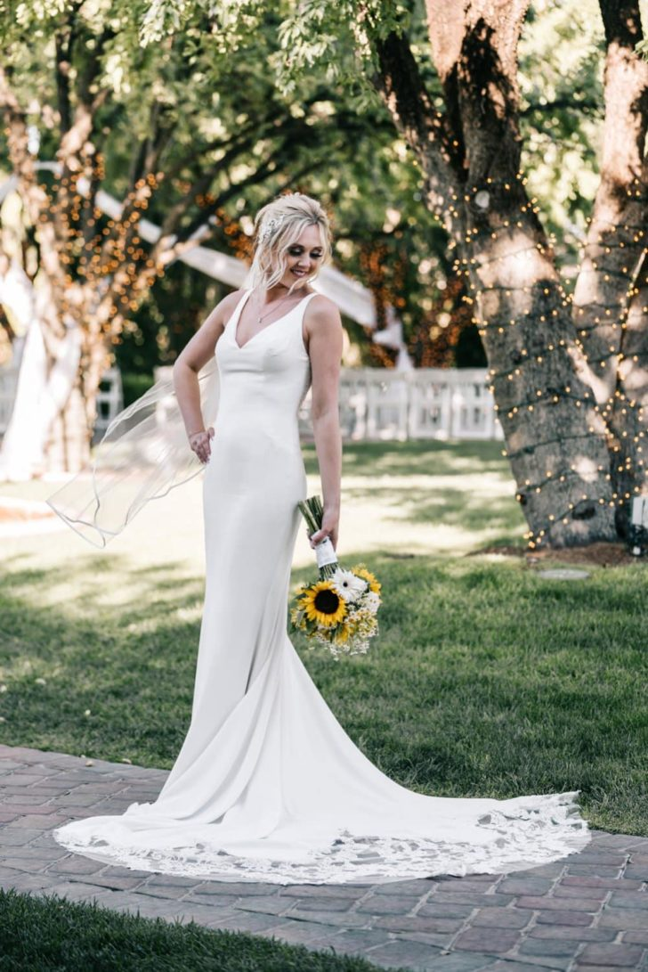 Las Vegas Garden Wedding