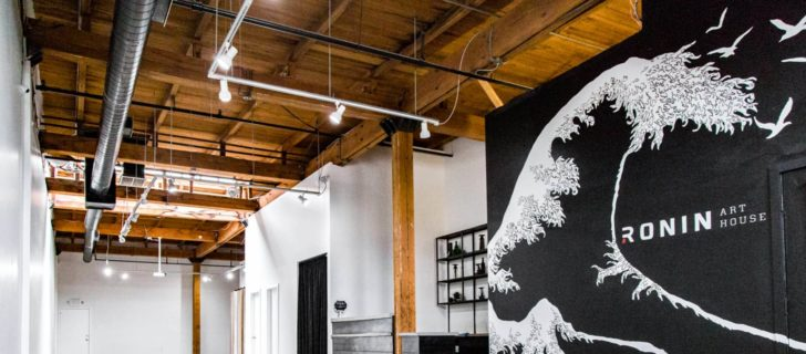 This beautiful industrial arts space rents for $140 an hour with a 6 hour minimum on Peerspace. How amazing would it be to have your wedding in a gallery?!