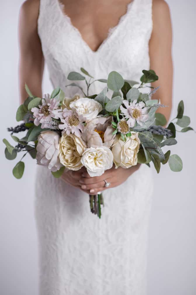 taylor bridal bouquet - something borrowed blooms