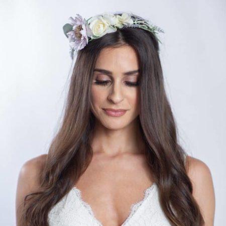 Taylor Floral Crown