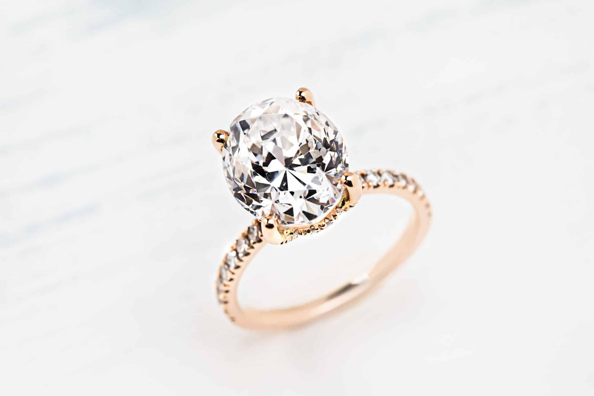 Miadonna Lab Created Diamonds