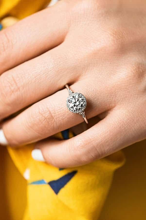 Briar Engagement Ring Miadonna