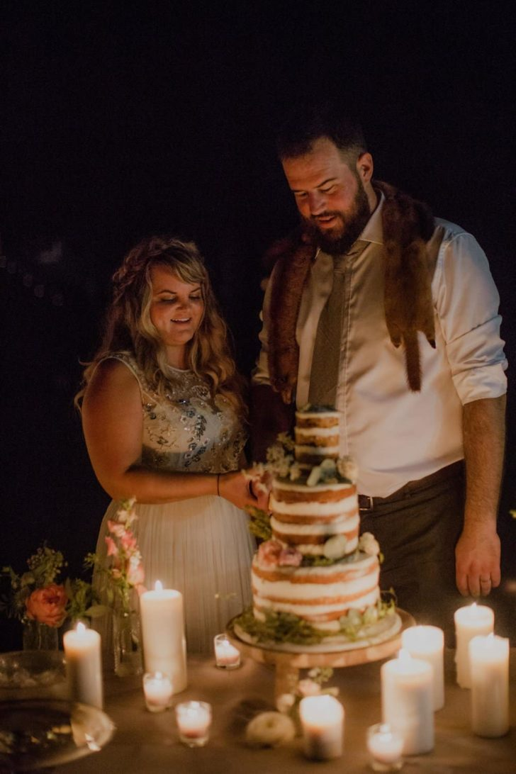 DIY Summer Camp Wedding