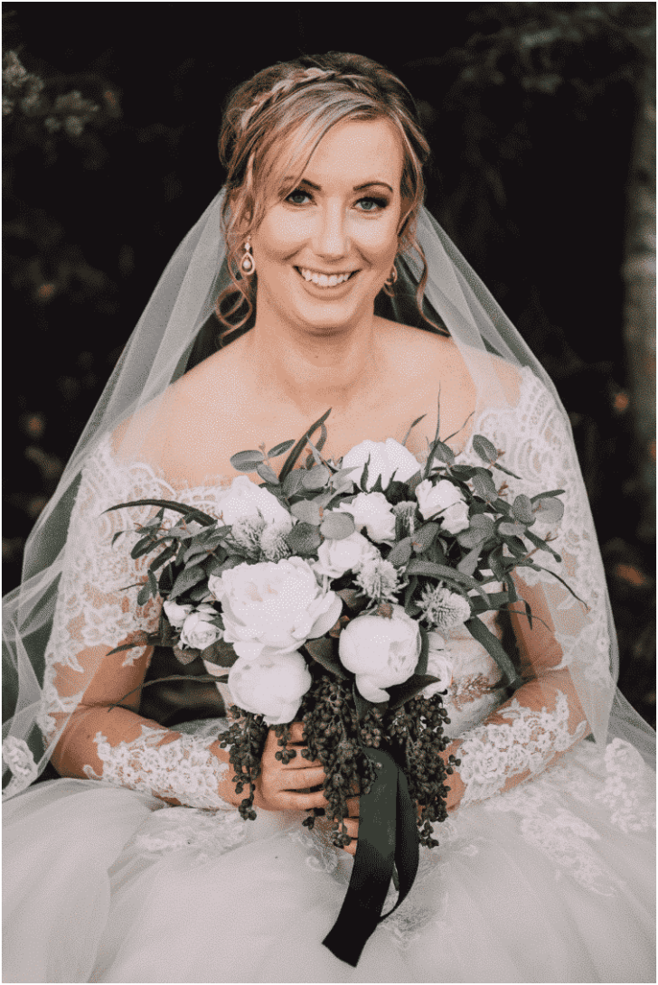 The Jane Bridal Bouquet - Something Borrowed Blooms - Alicia Magnus Photography