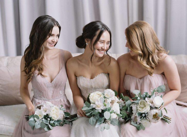 Something Borrowed Blooms - Silk Wedding Flowers for Rent