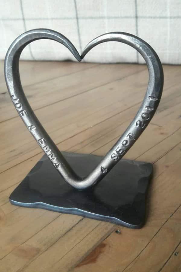 LOVE HEART By JonsCountryIronWork