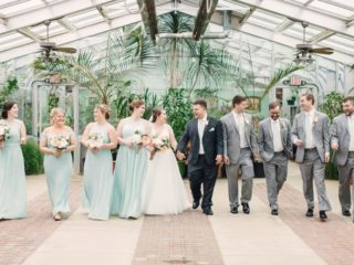 Mint and Pink Lakeside Greenhouse Wedding_0001