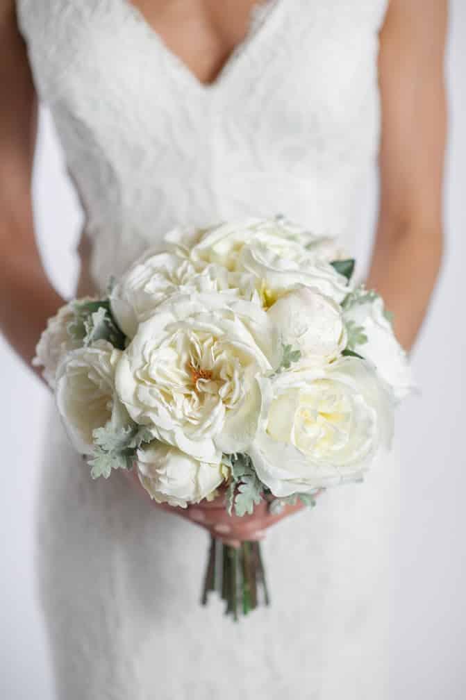 Sophia Bridal Bouquet Something Borrowed Blooms
