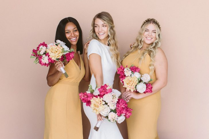 Gemma Bouquets - Fall Wedding Flower Tips from Something Borrowed Blooms