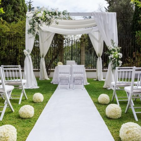 Outdoor Wedding Venue: How to find an affordable wedding venue