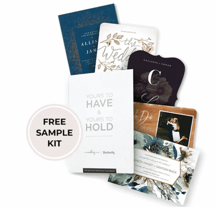 """""""They"""" say nothing is free. We beg the differ. Our list of wedding freebies will get you free wedding stuff with just the click of your mouse, including these invitation samples."""