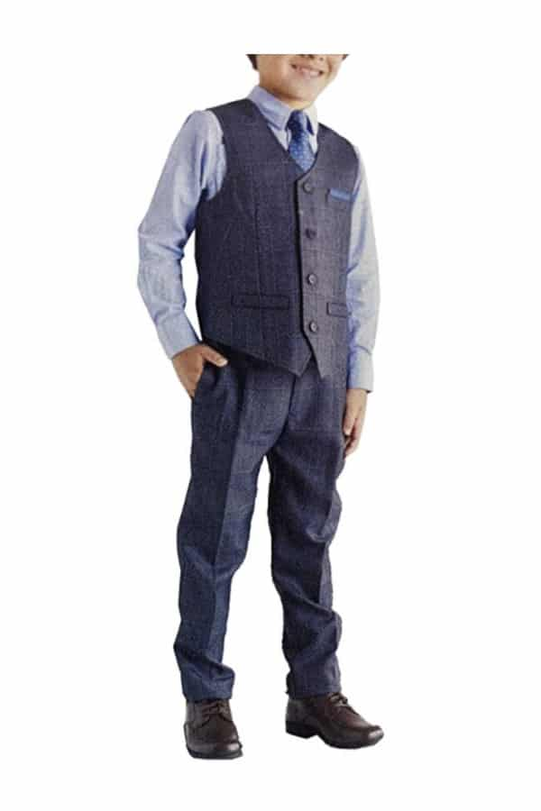 Modern Style Suit By Andy & Evan