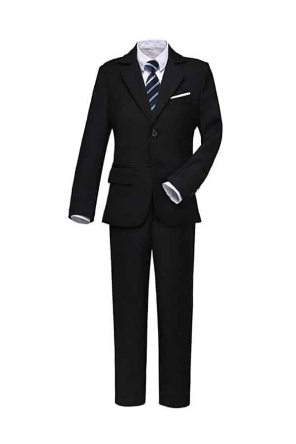 Slim Fit Suit By Visaccy