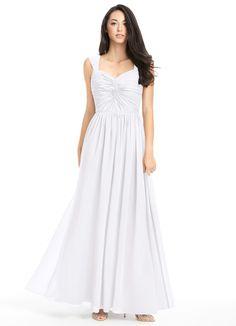 azazie white bridesmaids dresses amya
