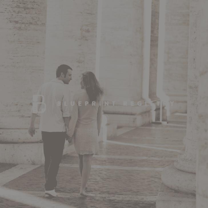 honeymoon registries - blueprint registry