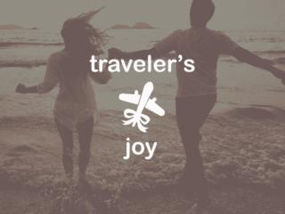 honeymoon registries - travelers joy
