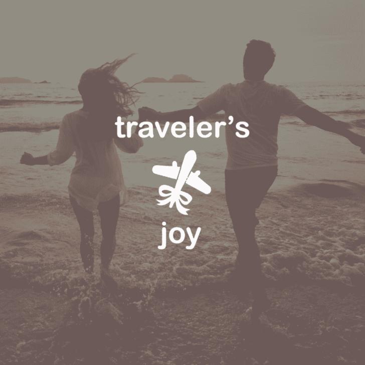 bridal registries - travelers joy