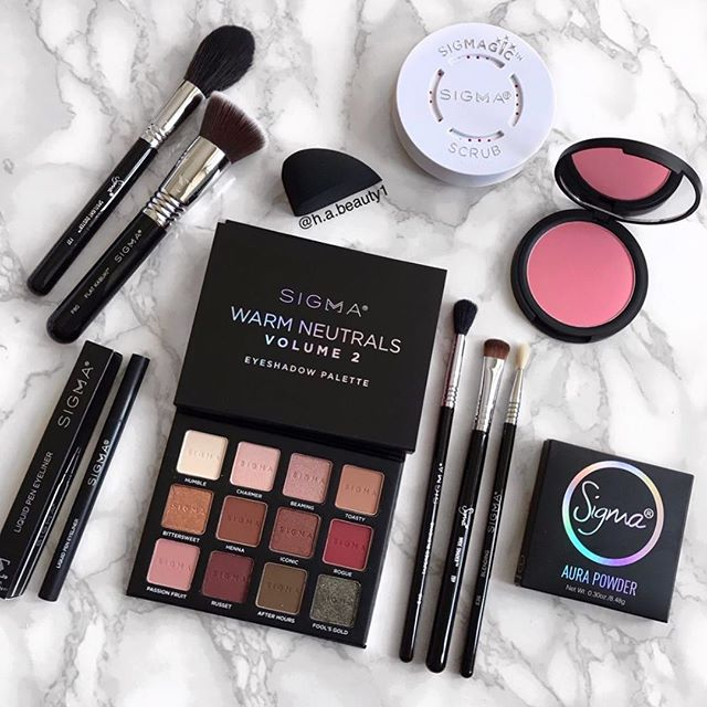 sigmabeauty discount