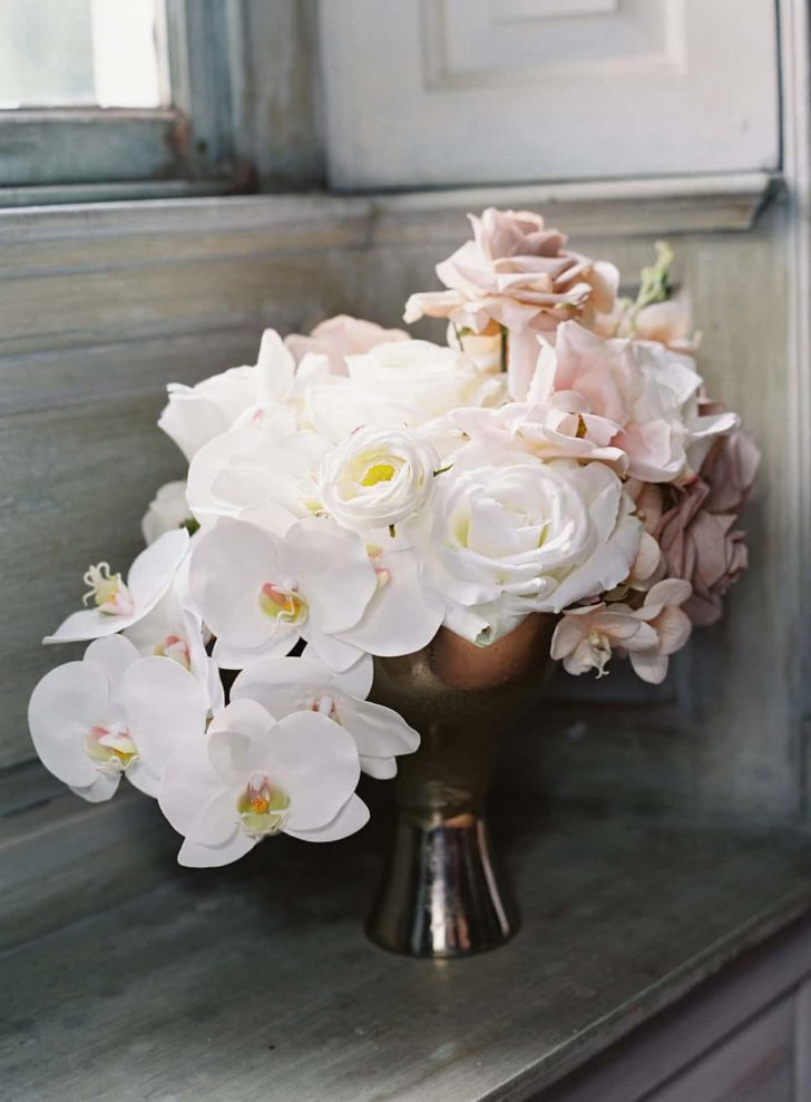 Something Borrowed Blooms + Wtoo Collection - Silk Wedding Flowers for Rent
