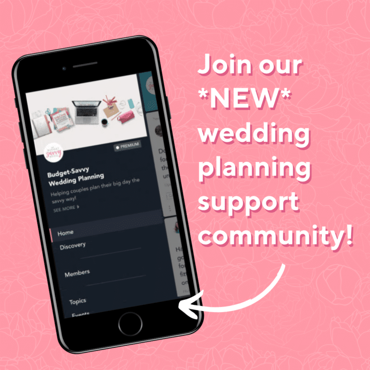 Wedding Planning Support Community