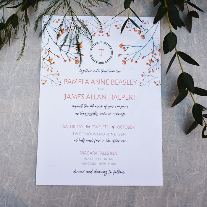 Boho Fall Wildflower Wedding Inspiration from Blooms by the Box and The Budget Savvy Bride
