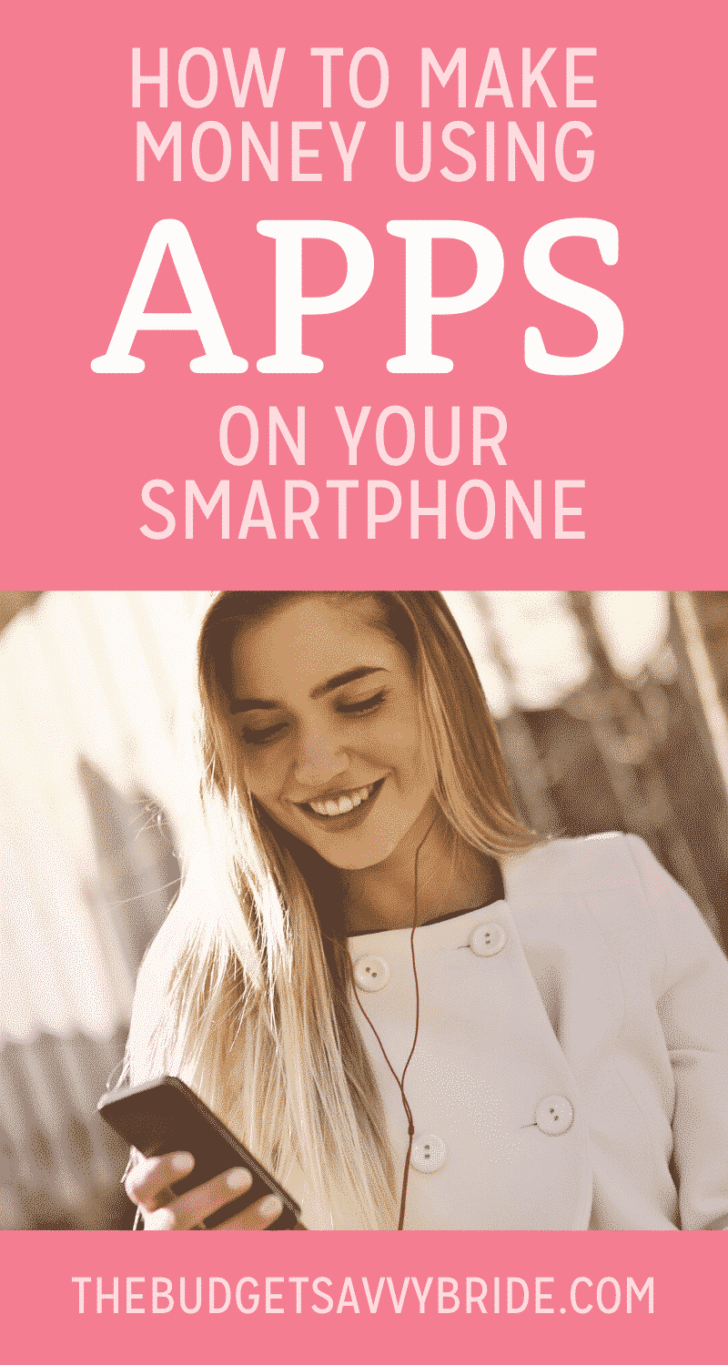How to make money using apps on your smartphone