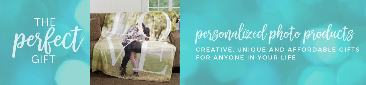 perfect gift idea - personalized photo gifts