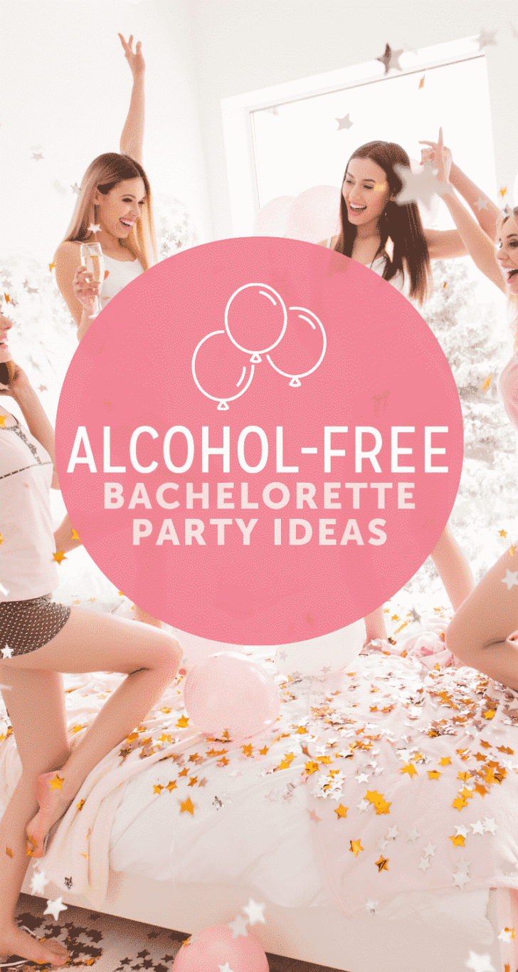 alcohol-free bachelorette party ideas