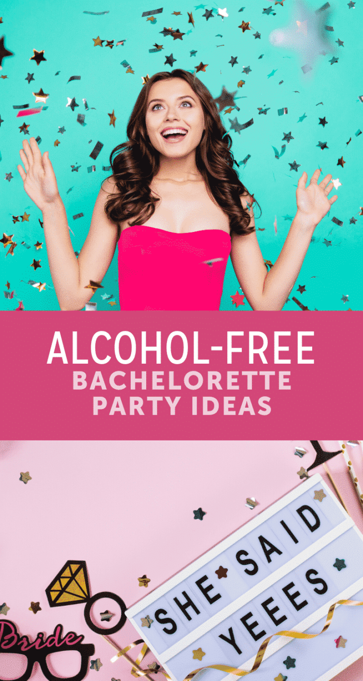 sober bachelorette party ideas