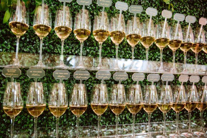 alternatives to an open bar - host a bubbly bar