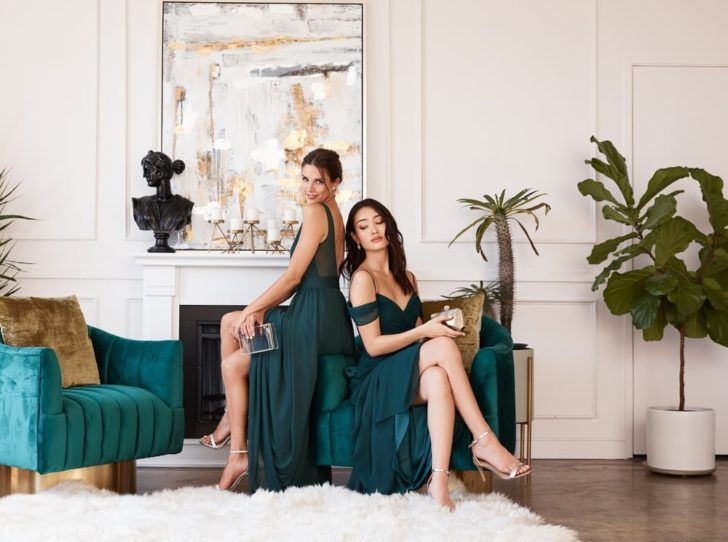 Affordable Bridesmaids Dresses from Birdy Grey
