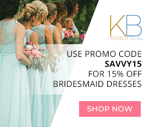 kennedy blue bridesmaids