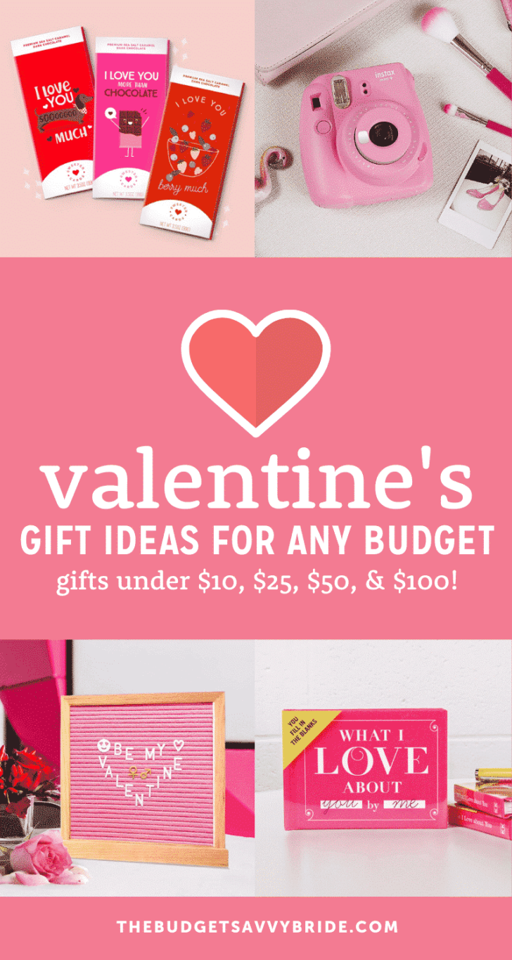 valentines gifts for any budget | affordable valentine's gift ideas