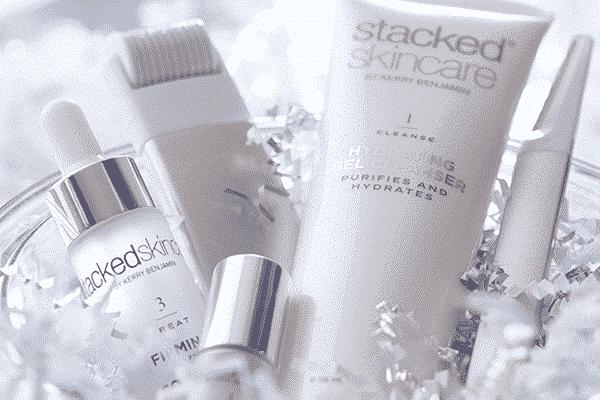 stacked skincare - bridal skincare tips