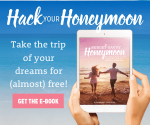 budget savvy honeymoon ebook blue
